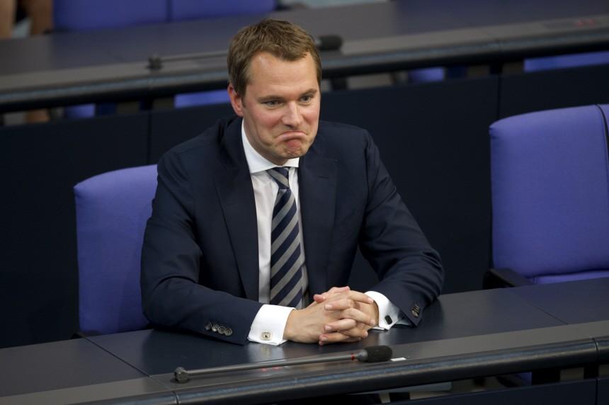 Vereidigung Bundesgesundheitsminister Daniel Bahr