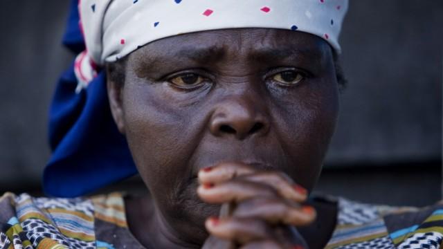 Kongo: 400.000 Frauen wurden in der Demokratischen Republik Kongo innerhalb eines Jahres vergewaltigt.