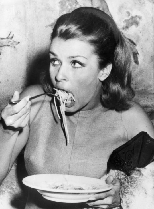 Senta's Spaghetti