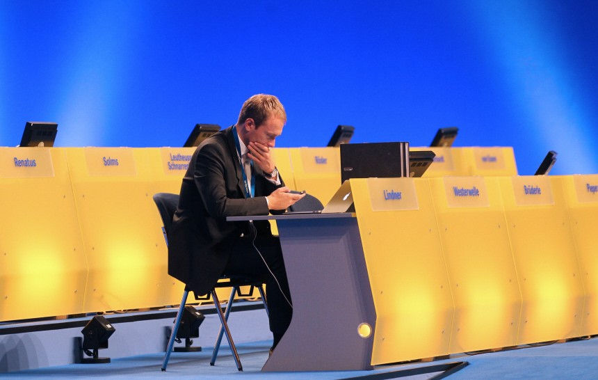 FDP Bundesparteitag - Lindner