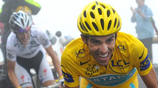 Jahresrückblick 2010 - Alberto Contador