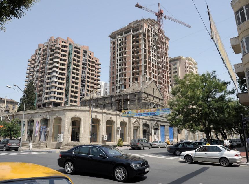 Baku will 'Dubai am Kaspischen Meer' werden