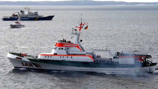 Seenotretter helfen 93 Menschen aus akuter Lebensgefahr