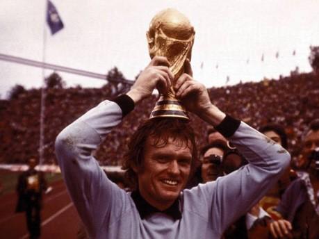 Torwart Sepp Maier, FIFA Weltpokal