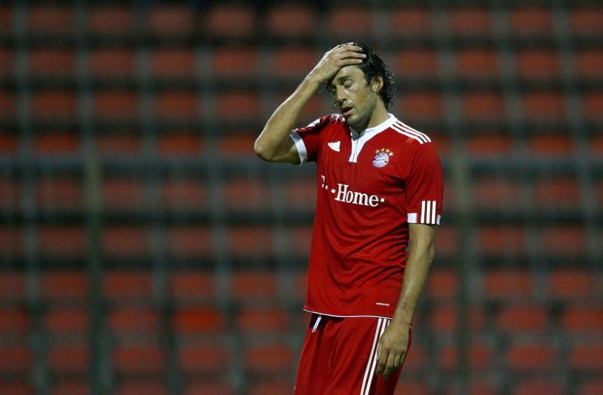 Bayern Muenchen II v SSV Jahn Regensburg - 3.Liga