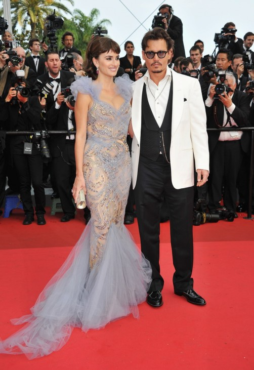 'Pirates of the Caribbean: On Stranger Tides' Premiere - 64th Annual Cannes Film Festival