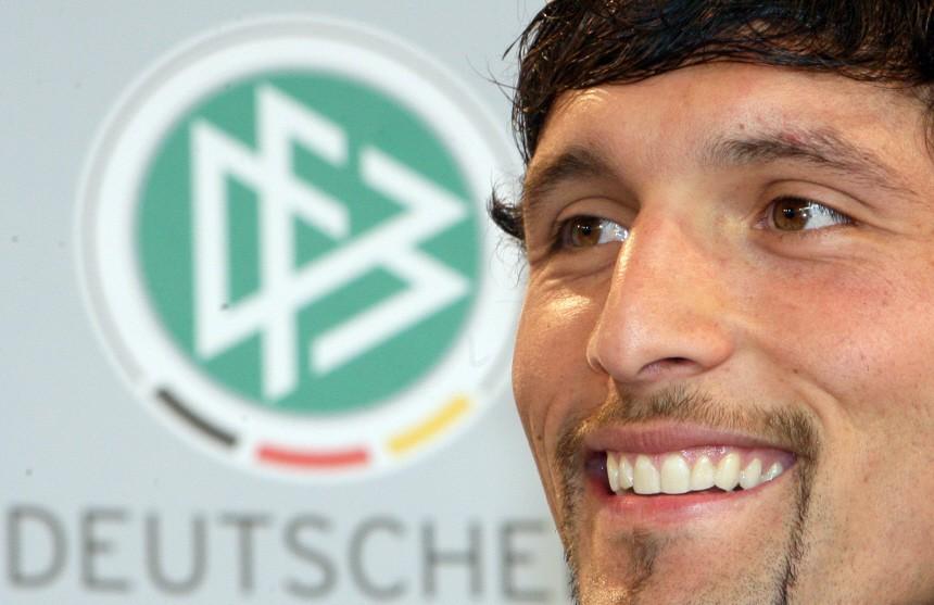 Fußball - DFB-Pressekonferenz - Kevin Kuranyi