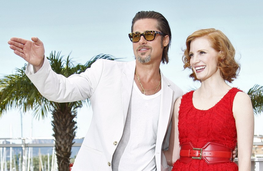 64th Cannes Film Festival - The Tree of Life Photocall
