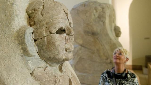 Sphinx von Hattuscha geht an Türkei zurück