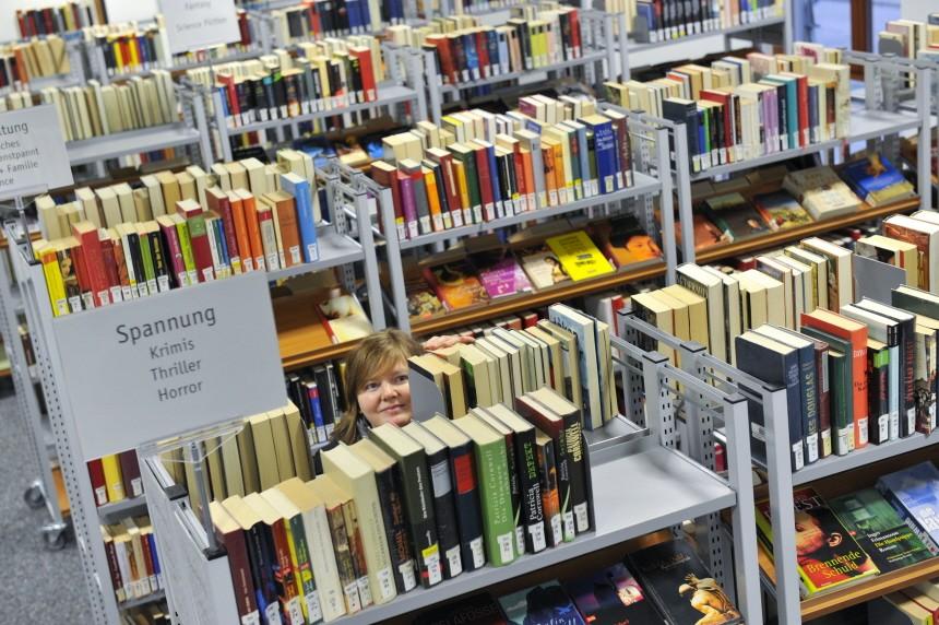 Stadtbibliothek im Neuhauser Trafo, 2010