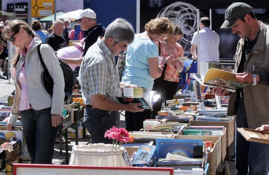 Olching: Marktsonntag