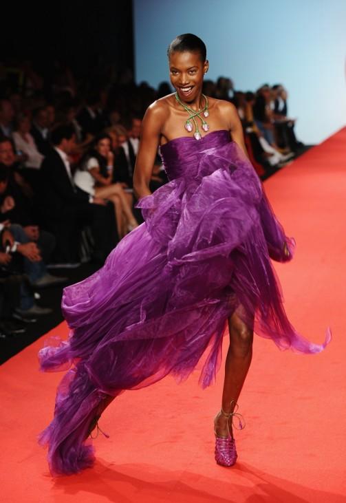 BESTPIX:  Fashion For Relief - Fashion Show