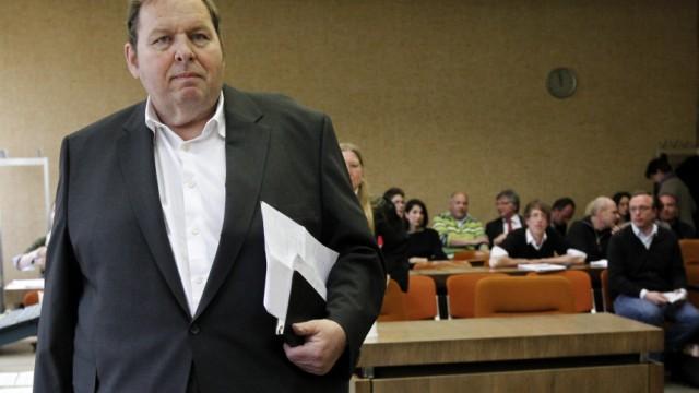 Vorschau: Urteil im Prozess um Noetigung von Ottfried Fischer erwartet