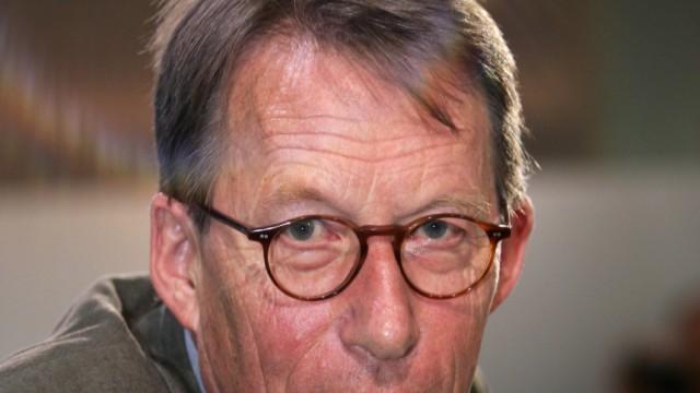 Friedrich Christian Delius erhaelt Georg-Buechner-Preis 2011