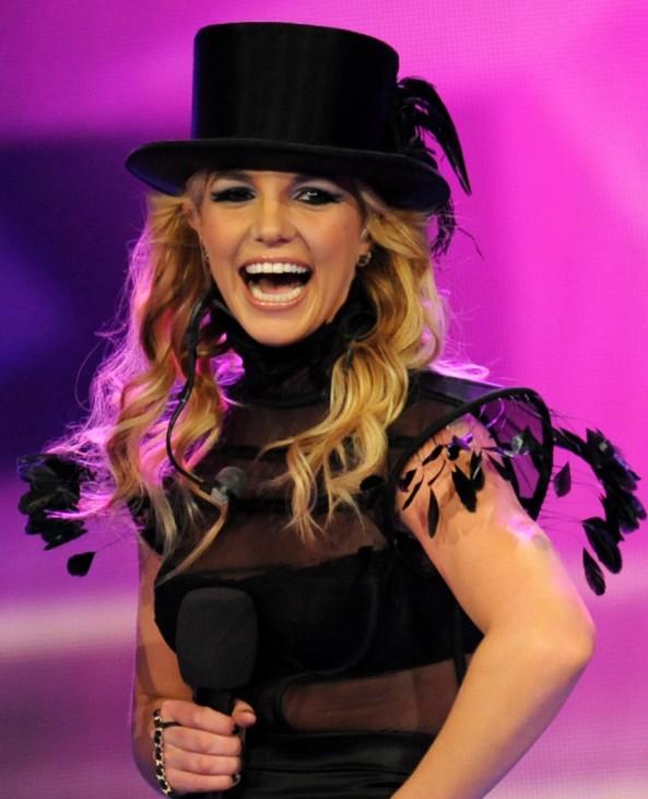 Britney Spears trainiert für ihre Tournee