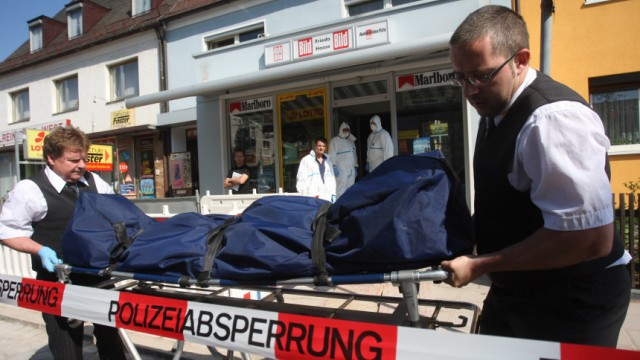 Zweite Festnahme nach Nürnberger Lotto-Mord