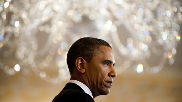 US-Präsident Barack Obama Rede Außenministerium Arabischer Frühling Nahost