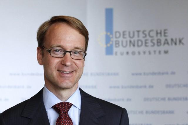 Bundesbank-Praesident Jens Weidmann