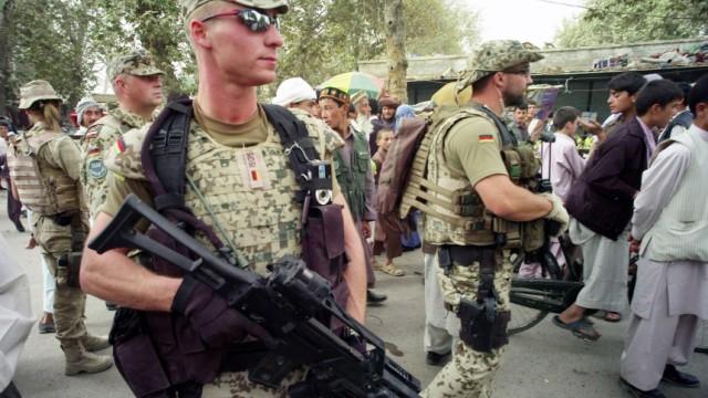 Bundeswehr in Talokan
