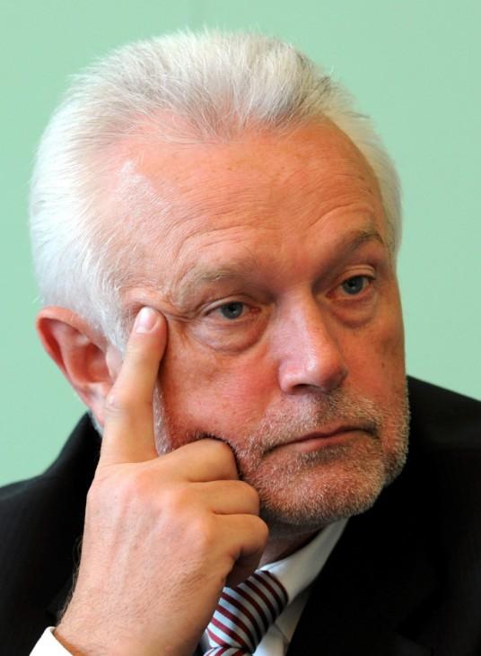 FDP-Vorsitzender und Fraktionschef Wolfgang Kubicki