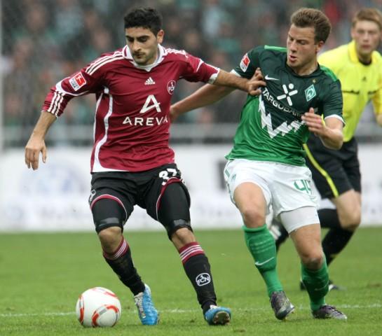 Mehmet Ekici wechselt zu Werder Bremen