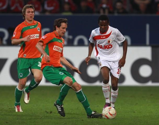 FC Augsburg v Greuther Fuerth - 2. Bundesliga