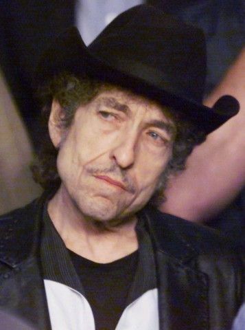 Bob Dylan, 2001