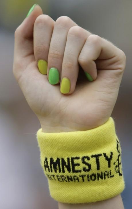 50-jaehriges Bestehen von Amnesty International