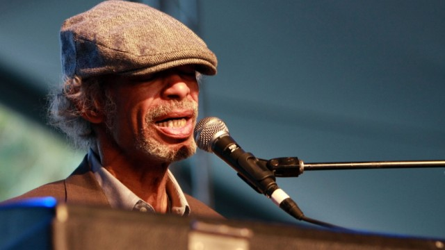 Gil Scott-Heron, AFP