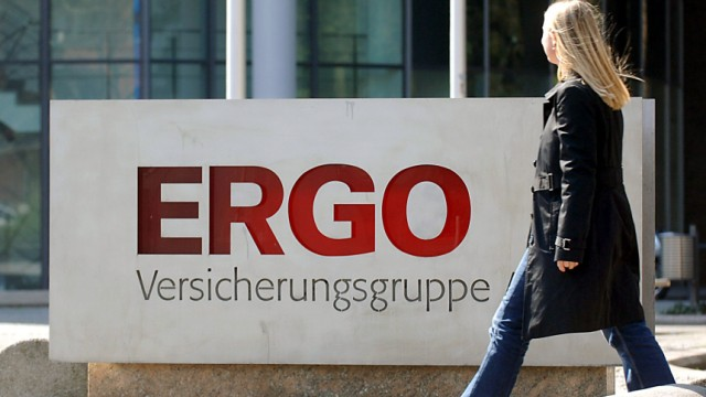 Bilanz-PK der ERGO Versicherungsgruppe