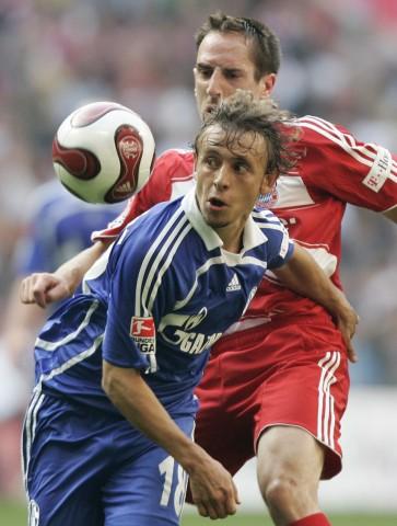 Franck Ribery, Rafinha