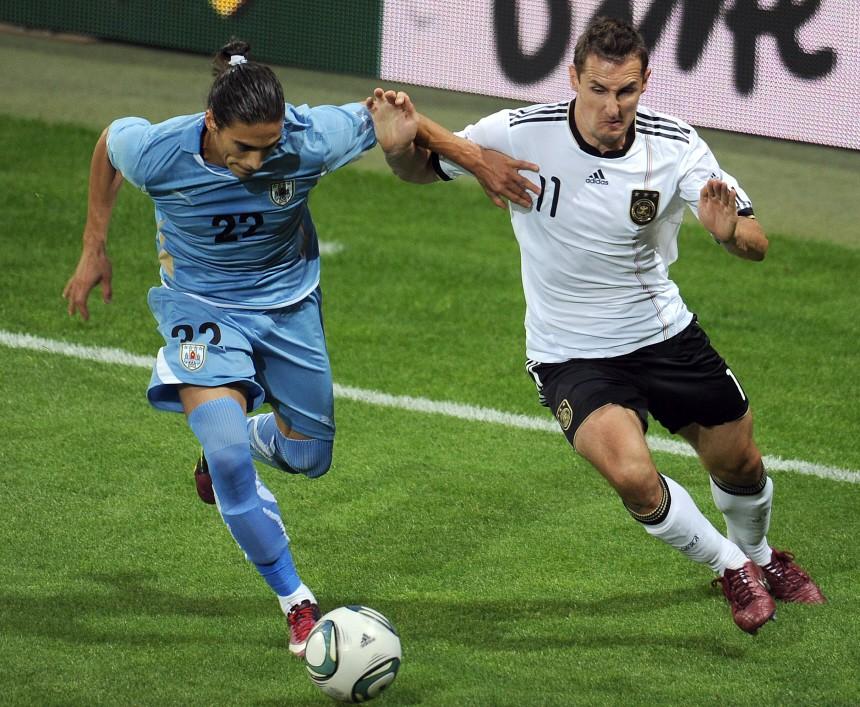 Deutschland - Uruguay