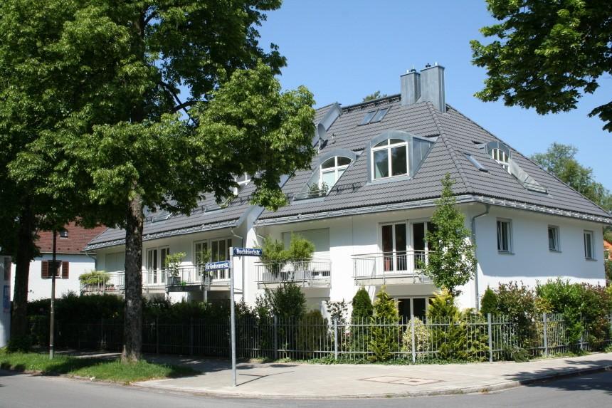 Münchner Stadtteile - Solln
