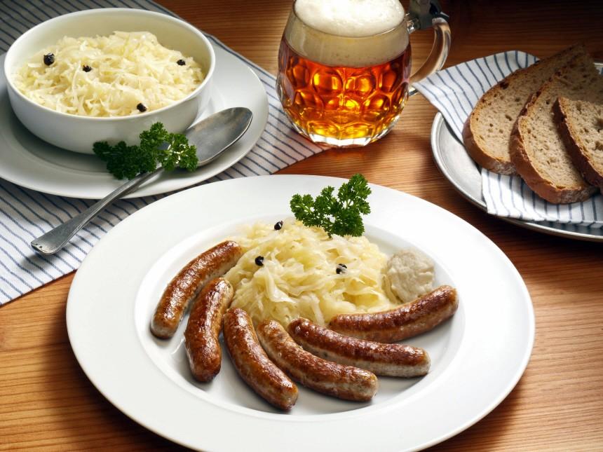 Böfflamott und Renken-Sushi - Die bayerische Küche ist wandelbar