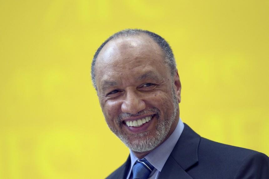 AFC President Mohamed bin Hammam