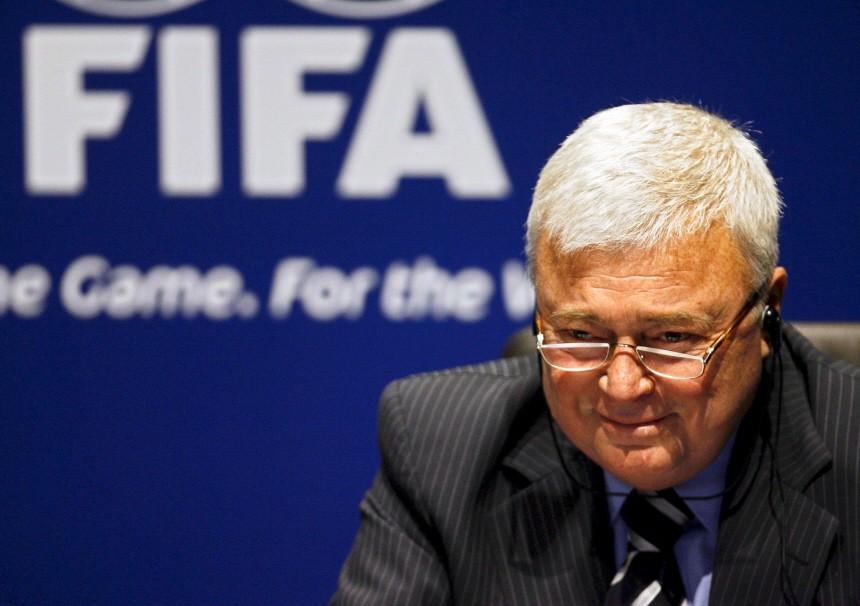 FIFA executive committee member Ricardo Teixeira faces accusation