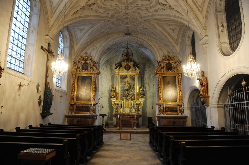 Kirche St. Sylvester in München, 2011