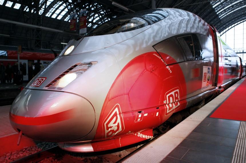 20 Jahre Hochgeschwindigkeitsverkehr in Deutschland