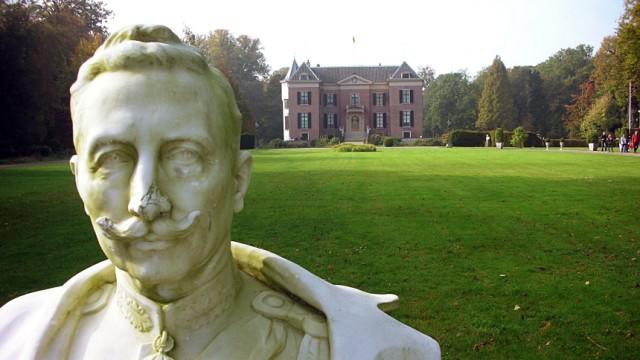 Kaiser Wilhelm II. - Landgut Doorn