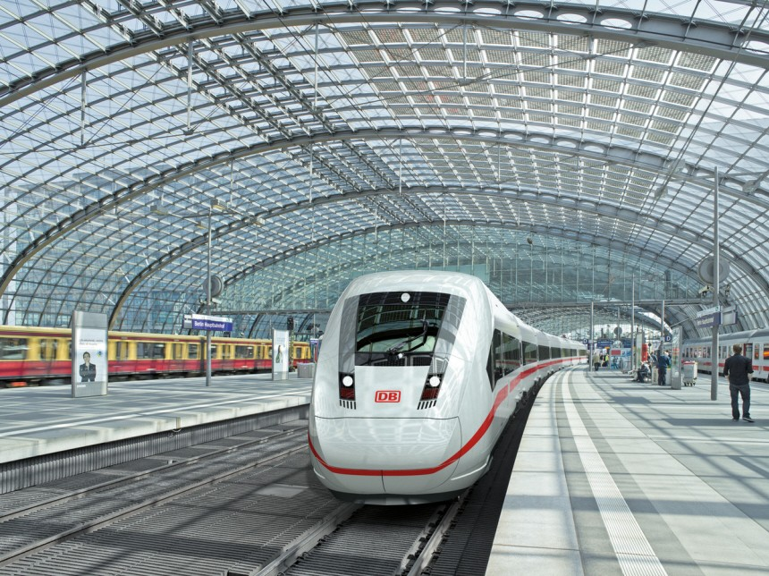 ICx im Berliner Hauptbahnhof