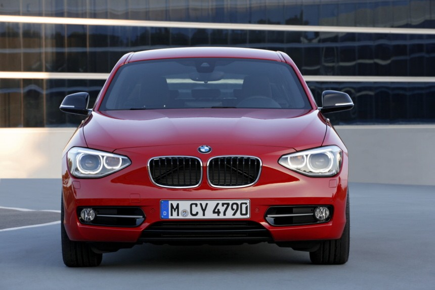 BMW 1er 2012