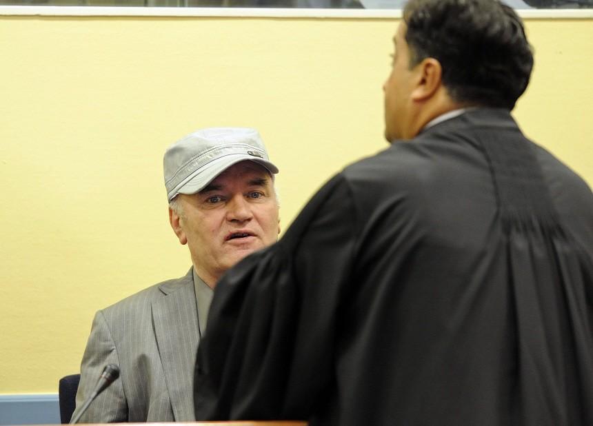 Ratko Mladic trial