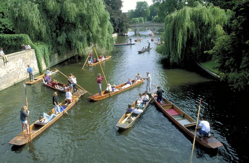 REISEN: OXFORD UND CAMEBRIDGE