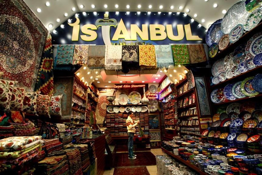 Trinkgeld Urlaubsländer Türkei Istanbul