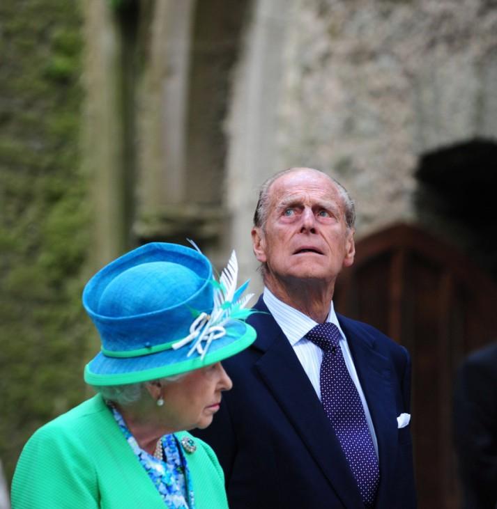 Von Beruf: Ehemann - Prinz Philip wird 90
