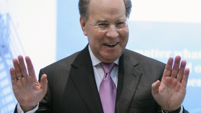 Schmiergeldskandal bei Siemens: Freigesprochen: Der ehemalige Siemens-Vorstand Uriel Sharef
