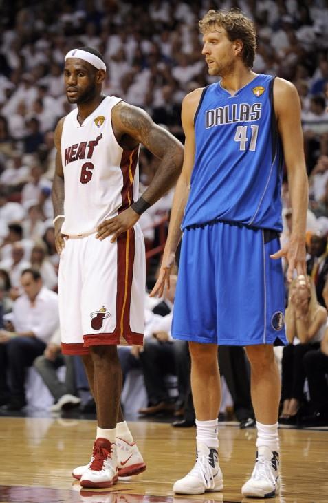 Dallas Mavericks at Miami Heat