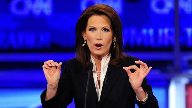 Strebt ins Weiße Haus: Michele Bachmann bewirbt sich um die Präsidentschaftskandidatur der Republikaner.