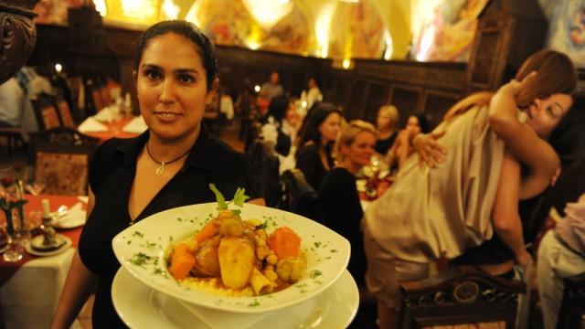 """Marokkanisches Restaurant Haidhausen """"Mamounia Marrakech"""": Ob Couscous-Gerichte oder Tagine: Die Gerichte im Mamounia Marrakech überzeugen."""