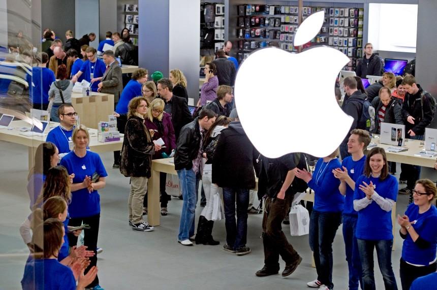 Apple-Manager Ron Johnson wechselt zu Penney